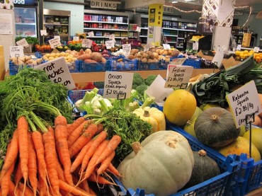 The People's Supermarket in London: Mensch, was für ein super Markt!