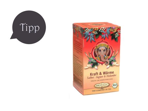 Shoti Maa Kraft und Wärme Tee