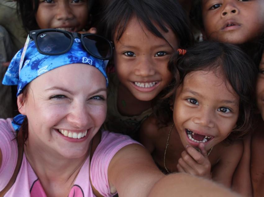 Nadine sucht das Glück: Glück ist schrillernd