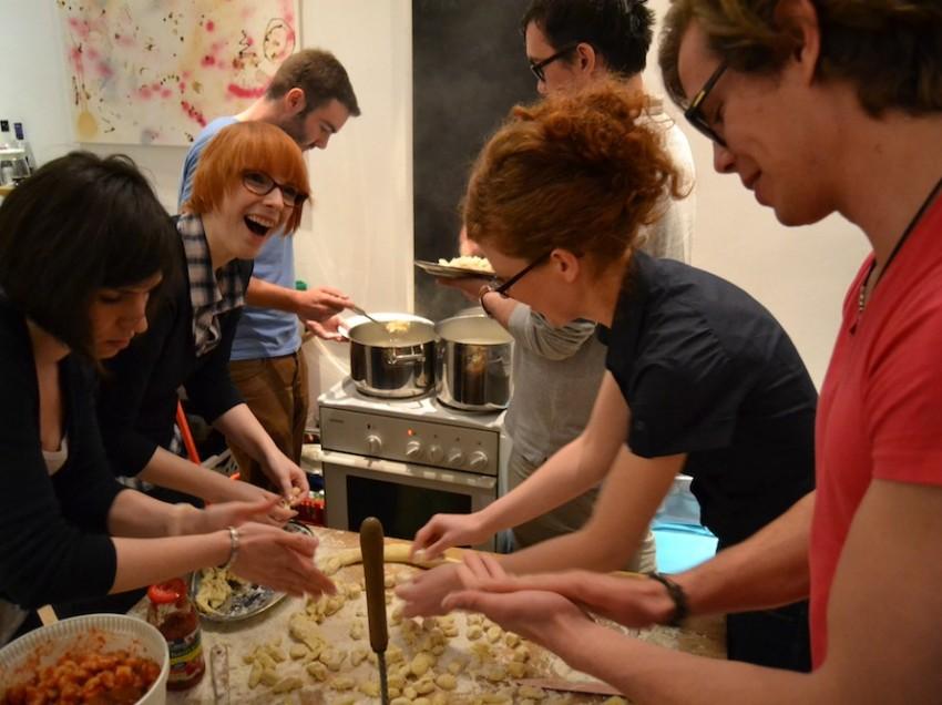 Cookasa: Geteilte Küche ist doppelte Party!