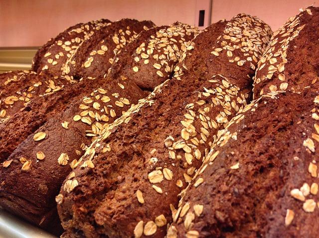 Und weiter geht's mit dem Brotbacken