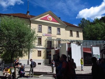 Heinrich Harrer Museum. Foto: Doris