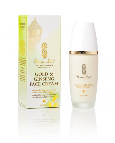 Master Lin Gold & Ginseng Face Cream