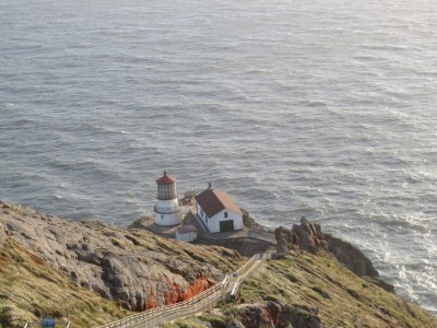 12 point reyes - lighthouse