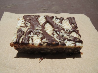20 - chocolate brownie