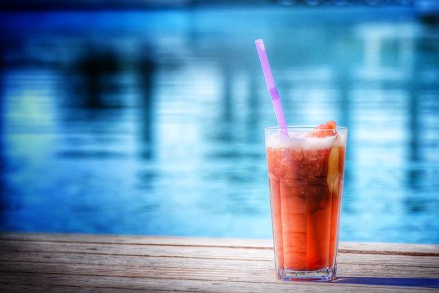 Aller guten Dinge sind fünf. Teil 5: Erfrischungsgetränke für den Sommer