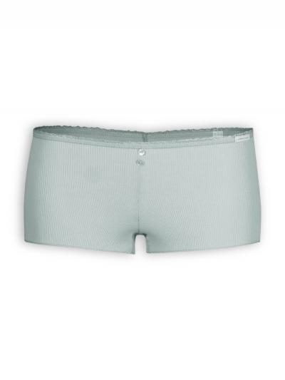 damen-hot-pants-aus-biobaumwolle-von-comazo-in-silber-1