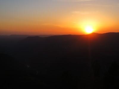 58 yosemite sunset