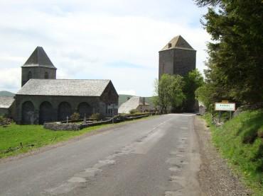 Wieder auf dem Jakobsweg: Tag 18, St. Chely d'Áubrac