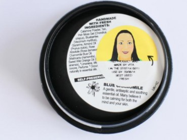 Review: Lush Frische Gesichtsmaske Catastrophe Cosmetic