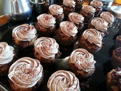 mimis fairy cakes chai cupcakes