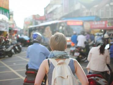 Reisen, die Sehnsucht nach dem Leben