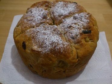 Weihnachtliche Vorfreude auf italienisch: Veganer Panettone
