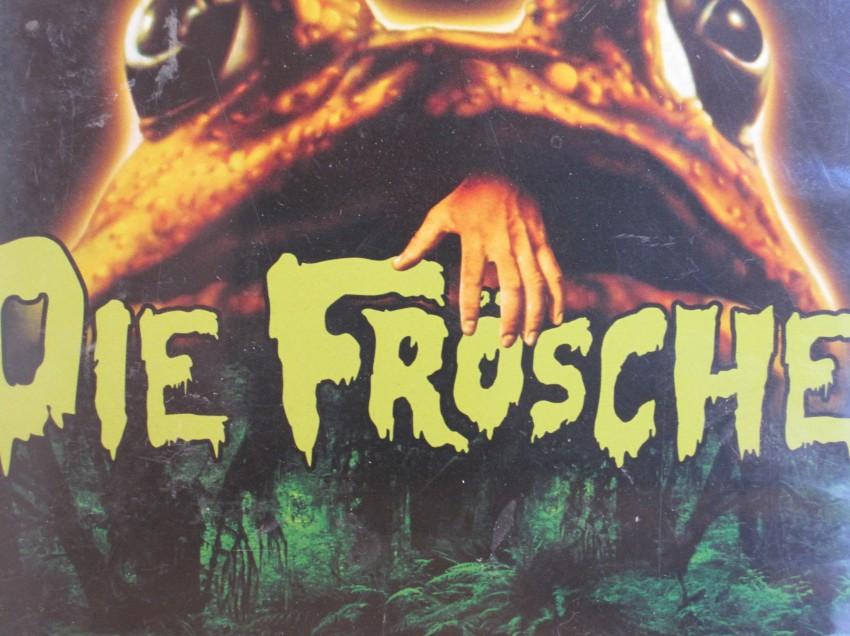 Frogs – Killer aus dem Sumpf (1972): Erstes Kapitel zum Mensch-Natur-Verhältnis im Spielfilm