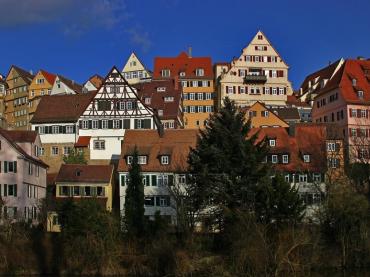 Tübingen –  Studieren in Grün oder: Was die jüngste Stadt Deutschlands so besonders macht