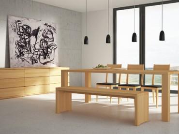 Frohraum – Nachhaltige Vollholzmöbel mit Stil