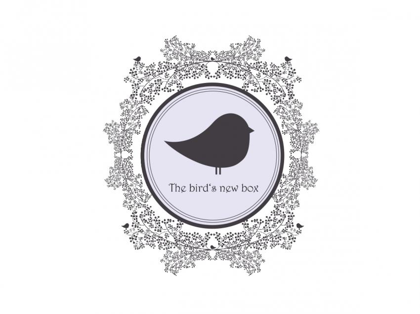 We proudly present: The bird's new box