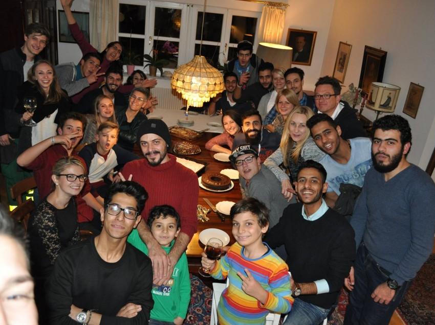Mein Leben mit einem Syrer: Kulturelle Unterschiede zwischen Syrien und Österreich