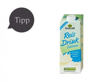 Alnatura Reis Drink Calcium