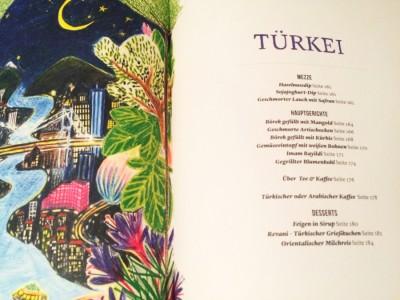 türkei vegan oriental