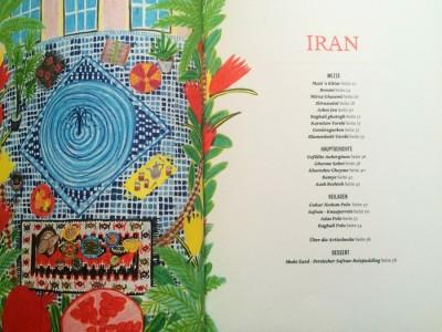 vegan oriental iran