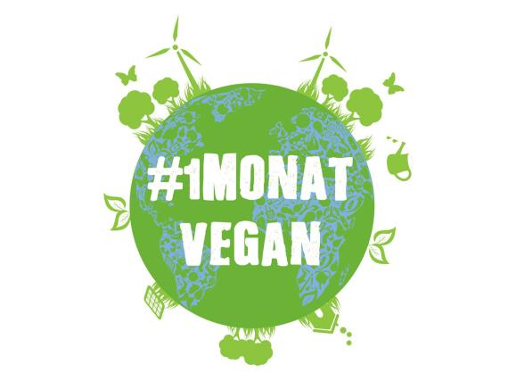 #1MonatVegan: Blogparade mit Challenge (plus Gewinnspiel!)