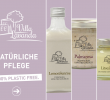 Villa Lavanda – Natürliche Pflege in Glasverpackung