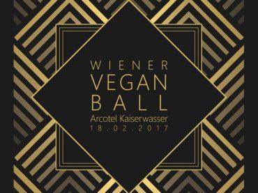 Save the date! 5. Wiener Vegan Ball am 18. Februar 2017