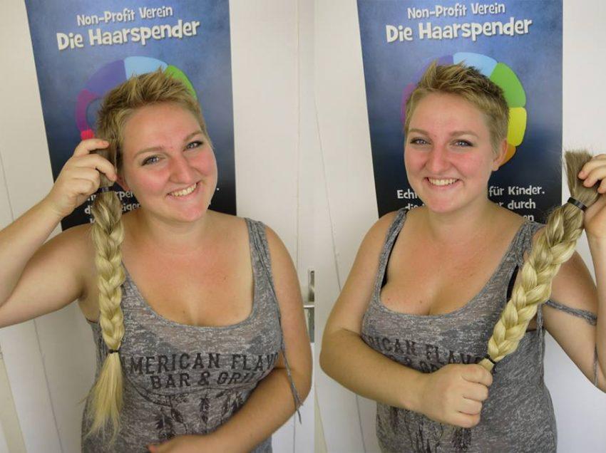 """Der Verein """"Die Haarspender"""" im Interview"""