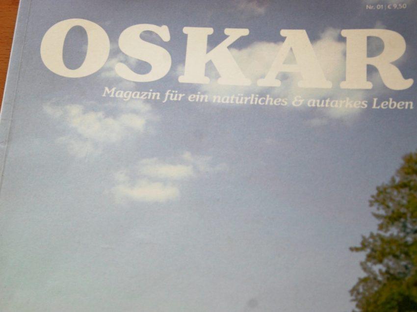 OSKAR – Magazin für natürliches & autarkes Leben