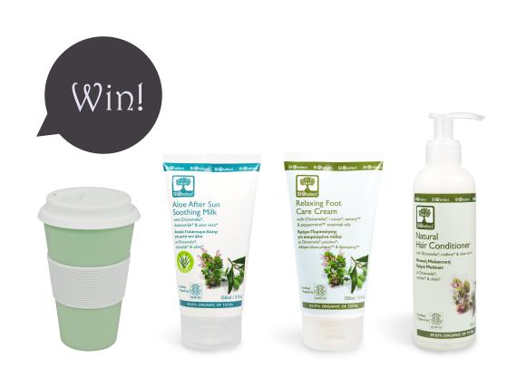 Give-Away! Gewinnt ein Ready for Summer-Package mit veganer Bio-Naturkosmetik von BIOselect!