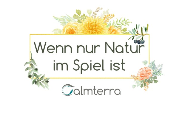 Werde Affiliate-Partner von Calmterra!