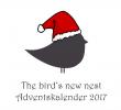 The bird's new nest Adventskalender 2017