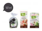 Give-Away! Gewinnt ein veganes Osternest von dmBio!
