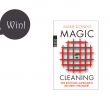 """Give-Away! Gewinnt """"Magic Cleaning – Wie richtiges Aufräumen Ihr Leben verändert"""" von Marie Kondo!"""