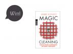 """Give-Away! Gewinnt """"Magic Cleaning - Wie richtiges Aufräumen Ihr Leben verändert"""" von Marie Kondo!"""