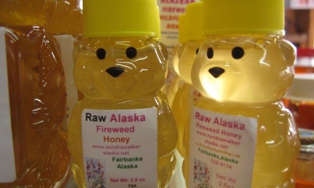 Bäriges ist in Alaska überall. Foto: Doris