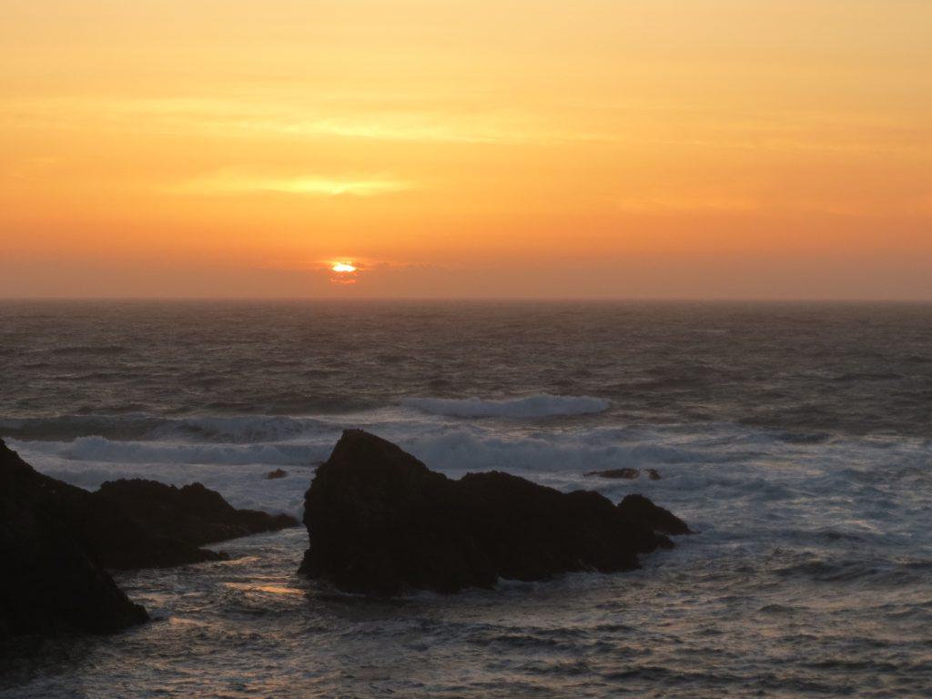 17 mendocino sunset