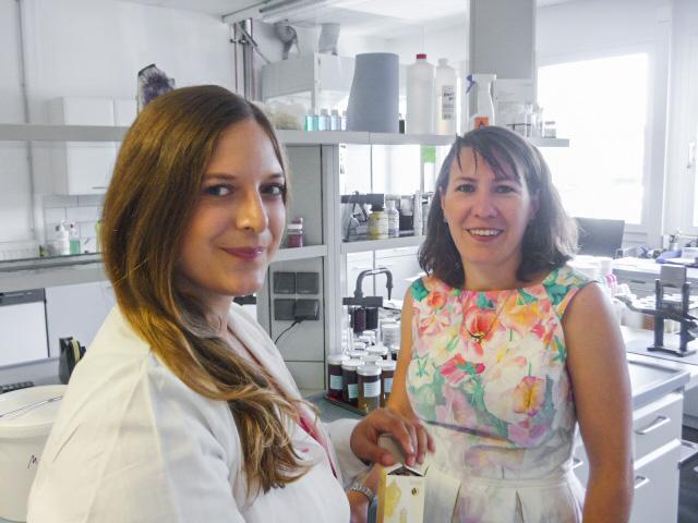 Tamara Vecera und Viviane Handler-Kunze_2