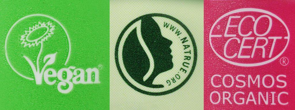 keine empfehlung veganblume natrue eco cert