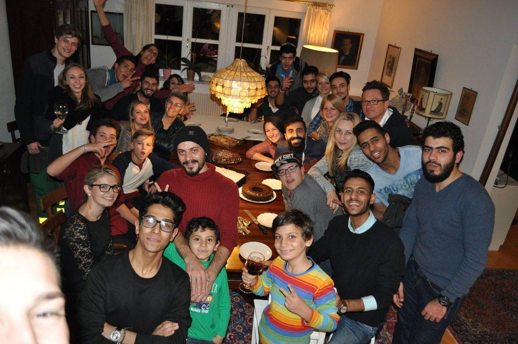 Freunde Syrien Österreich