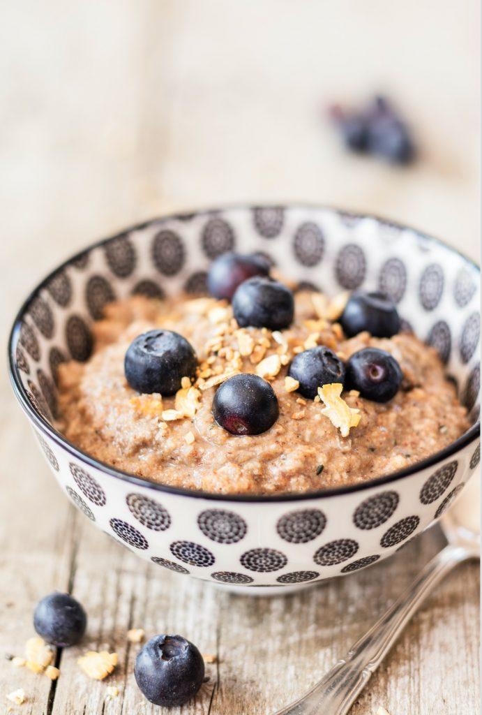 erdmandel-porridge