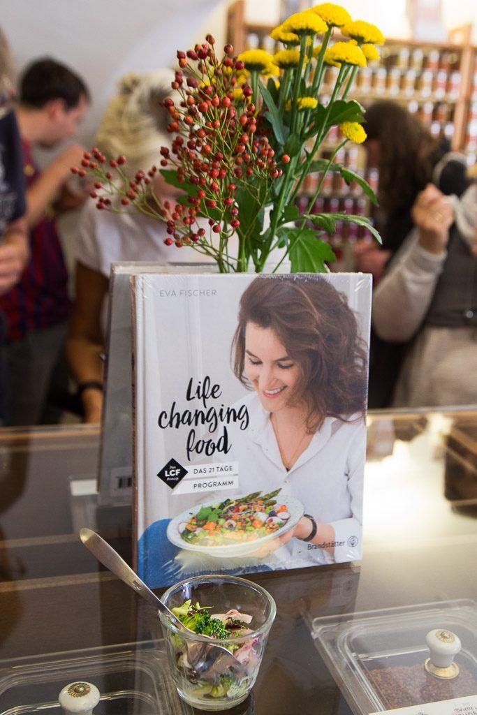 Life Changing Food, ein Buch von Eva Fischer.