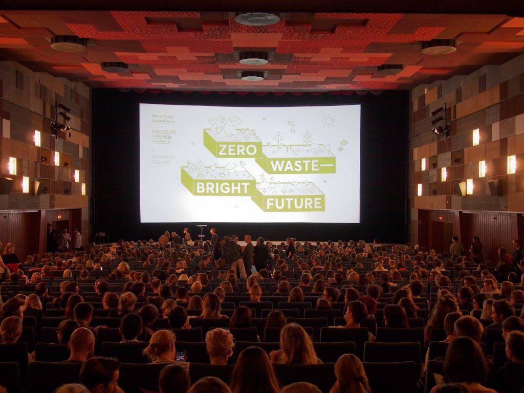 Veranstaltung - Zero Waste Bright Future